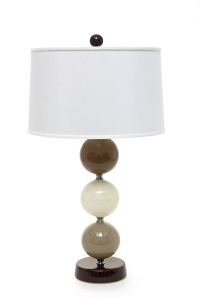 Ellipsis Lamp at LightenUp Designs